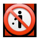 Do Not Litter Symbol lg emoji