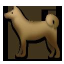 Dog lg emoji