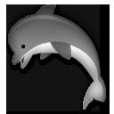 Dolphin lg emoji