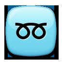Double Curly Loop lg emoji