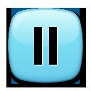 Double Vertical Bar lg emoji
