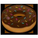 Doughnut lg emoji