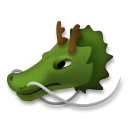 Dragon Face lg emoji