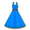 Dress lg emoji
