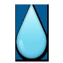 Droplet lg emoji