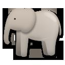 Elephant lg emoji