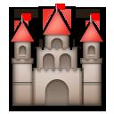European Castle lg emoji