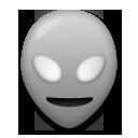 Extraterrestrial Alien lg emoji
