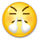 Face With Look Of Triumph lg emoji