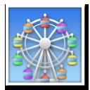 Ferris Wheel lg emoji