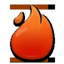 Fire lg emoji