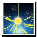 Firework Sparkler lg emoji