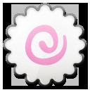 Fish Cake With Swirl Design lg emoji