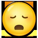 Flushed Face lg emoji