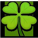 Four Leaf Clover lg emoji