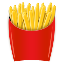 French Fries lg emoji