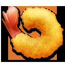 Fried Shrimp lg emoji