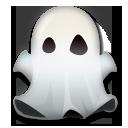 Ghost lg emoji