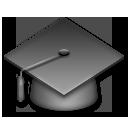 Graduation Cap lg emoji