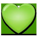 Green Heart lg emoji