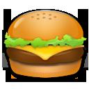 Hamburger lg emoji