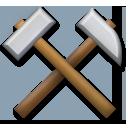 Hammer And Pick lg emoji