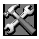 Hammer And Wrench lg emoji