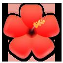 Hibiscus lg emoji