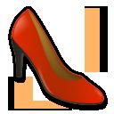 High-heeled Shoe lg emoji