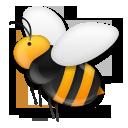 Honeybee lg emoji