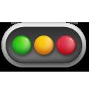 Horizontal Traffic Light lg emoji