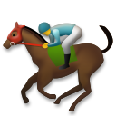Horse Racing lg emoji