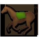 Horse lg emoji
