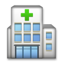 Hospital lg emoji