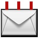 Incoming Envelope lg emoji