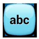 Input Symbol For Latin Letters lg emoji