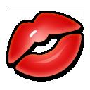 Kiss Mark lg emoji