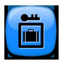 Left Luggage lg emoji