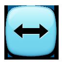 Left Right Arrow lg emoji