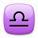 Libra lg emoji