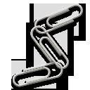 Linked Paperclips lg emoji