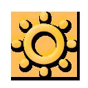 Low Brightness Symbol lg emoji