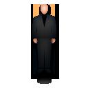Man In Business Suit Levitating lg emoji