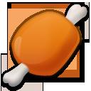 Meat On Bone lg emoji