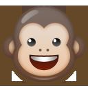 Monkey Face lg emoji