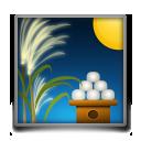 Moon Viewing Ceremony lg emoji