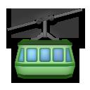 Mountain Cableway lg emoji