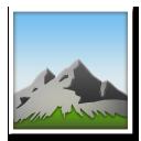 Mountain lg emoji