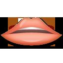 Mouth lg emoji