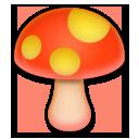 Mushroom lg emoji